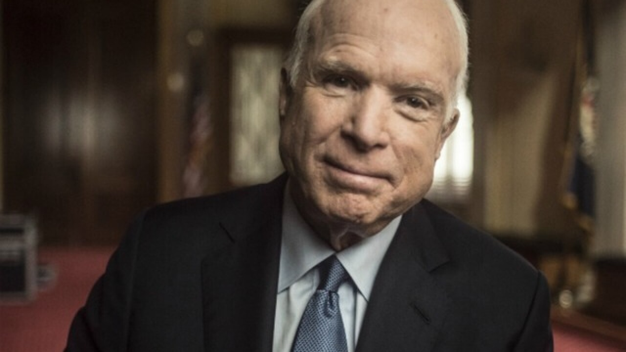 Harkins Theatres to screen HBO John McCain documentary for free on Sept. 2