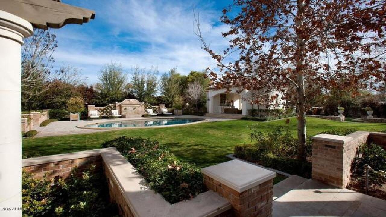 Pricey! Scottsdale home sold for $6M