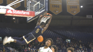 Montana State men's basketball wins exhibition matchup over Providence Argos, 108-63