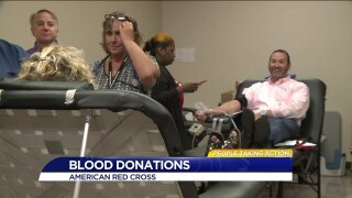 Beach mom takes action to give back to the Red Cross