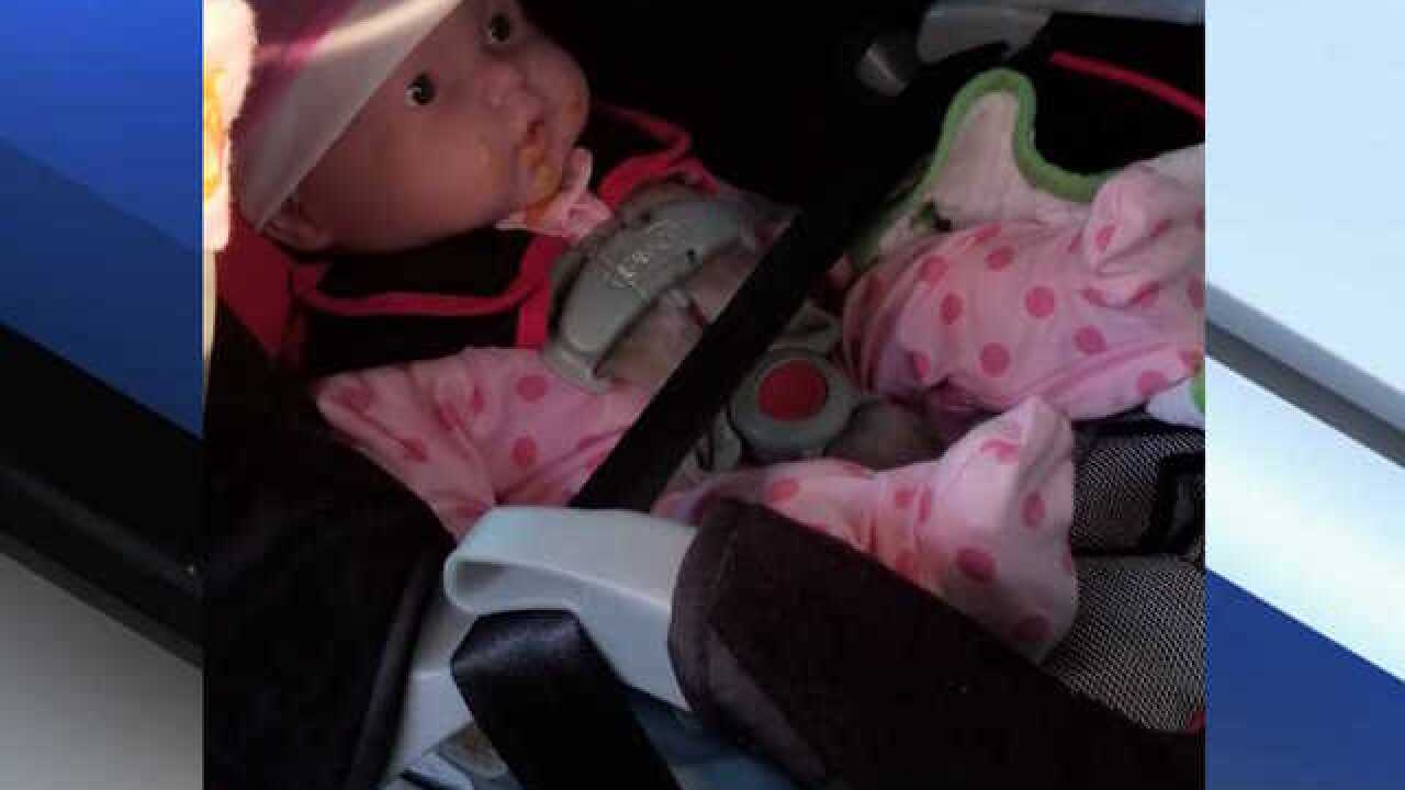 Arizona woman used baby doll to drive in HOV lane