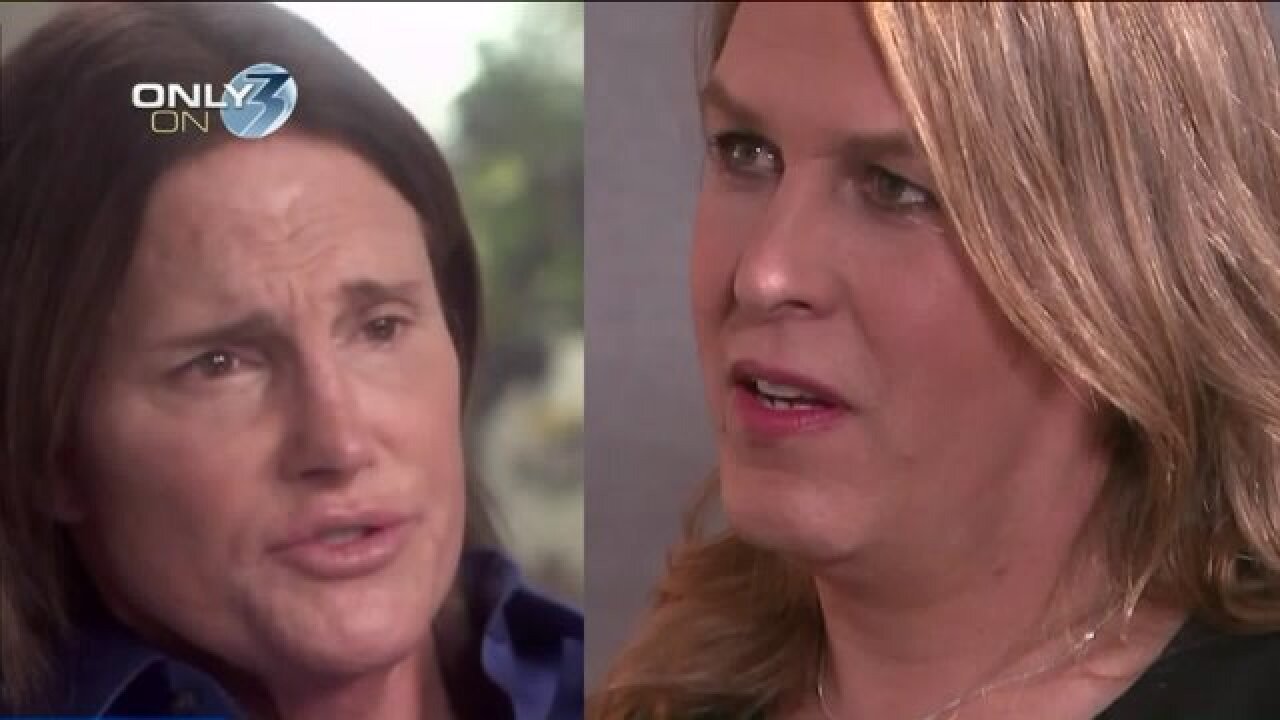 """He's no hero"" says transgender former Navy SEAL of Bruce Jenner"
