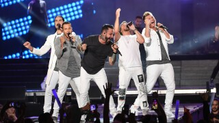 Backstreet's back alright...in Tampa this summer
