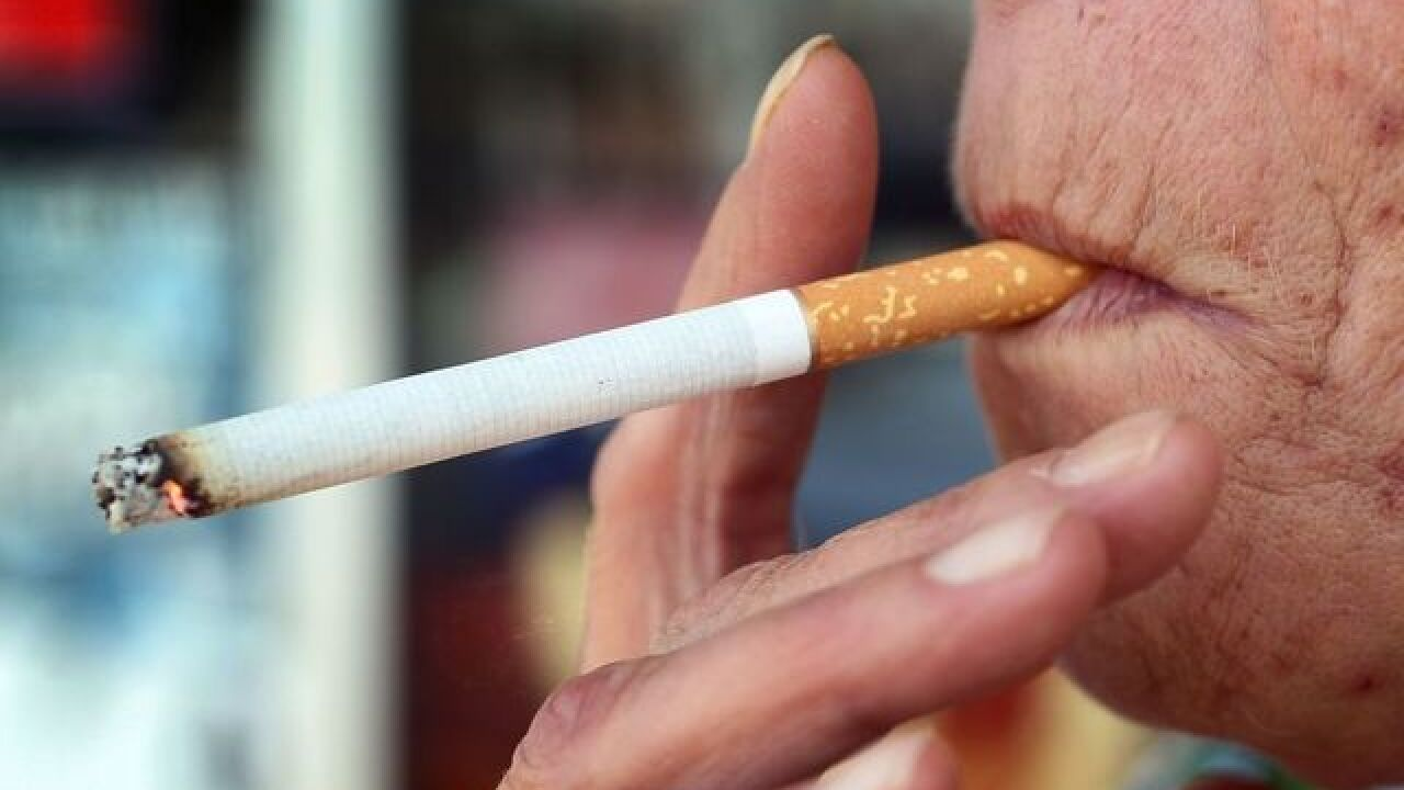 University of Akron and Kent State University going tobacco free