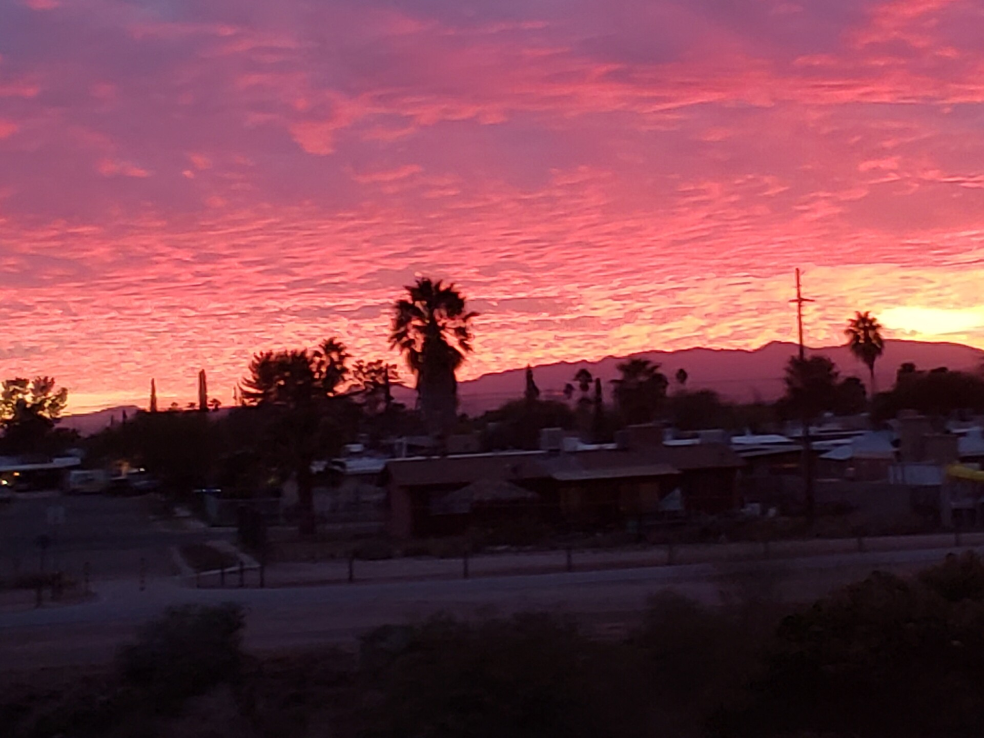 SUNSET at I-10 and Drexel by Clint Miller.jpg