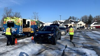 Lake County Mobile Food Pantry distribution at Perry Community Center _Laketran.jpg