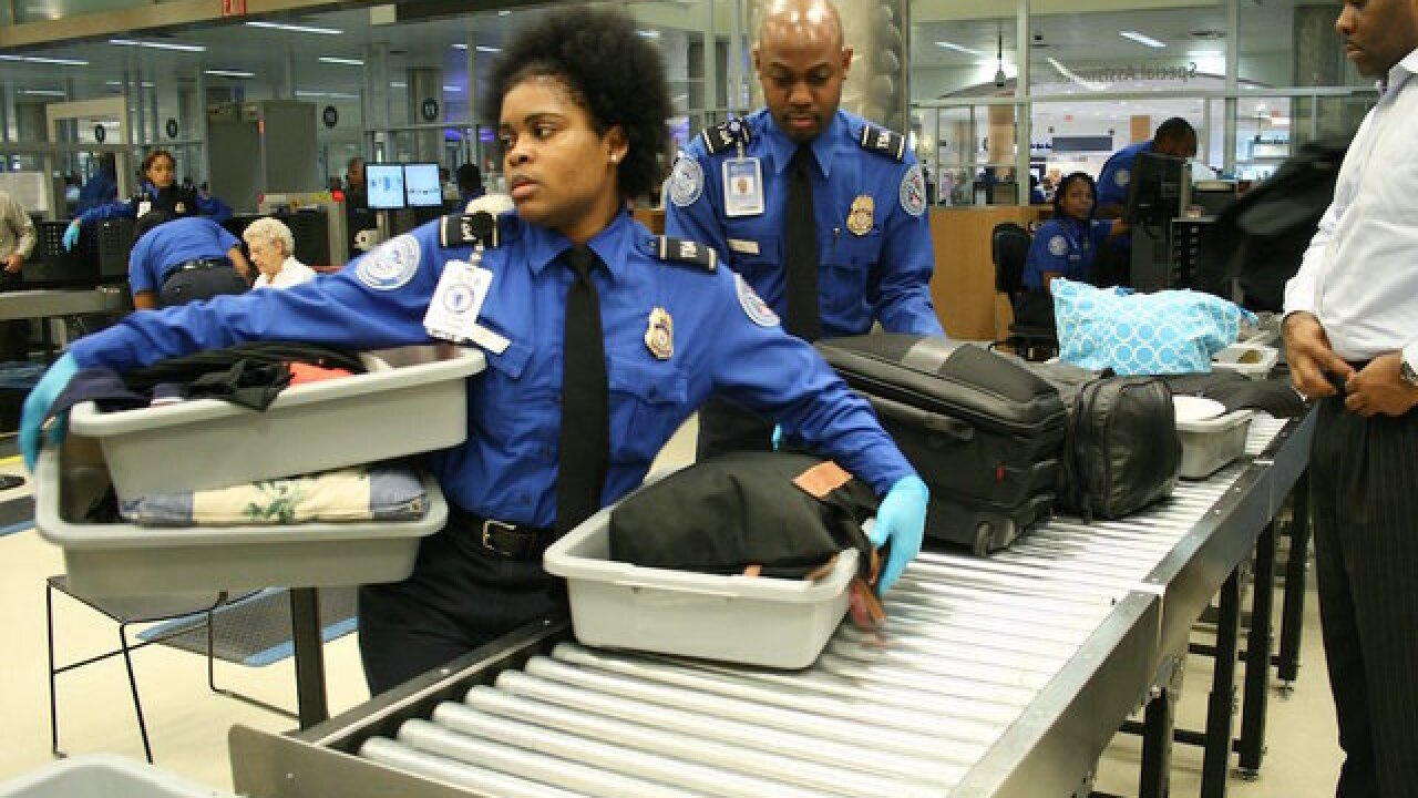 How to zip through airport security with confidence
