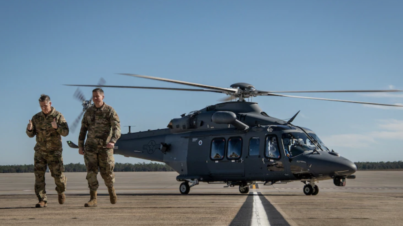 Malmstrom is scheduled to receive the new Grey Wolf helicopters by Autumn 2021