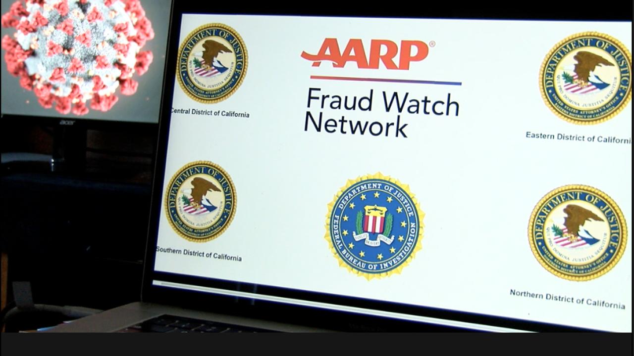 AARP Fraud Network