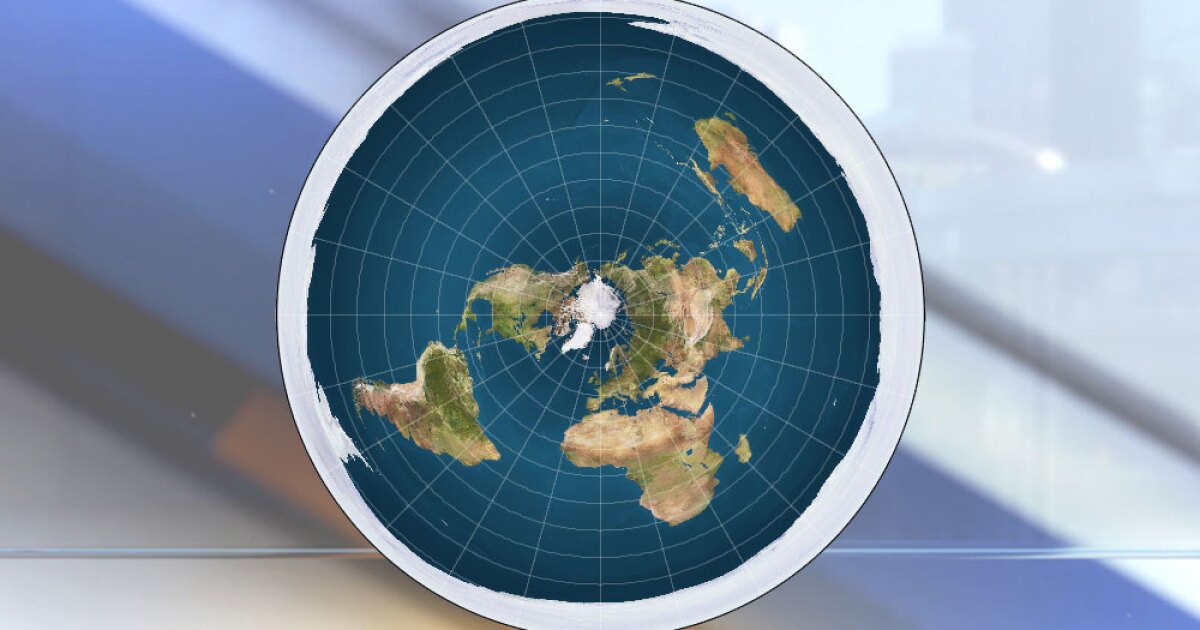 The Flat Earth Conspiracy Is Spreading Around The Globe Does It