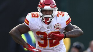 Chiefs have full confidence in Spencer Ware