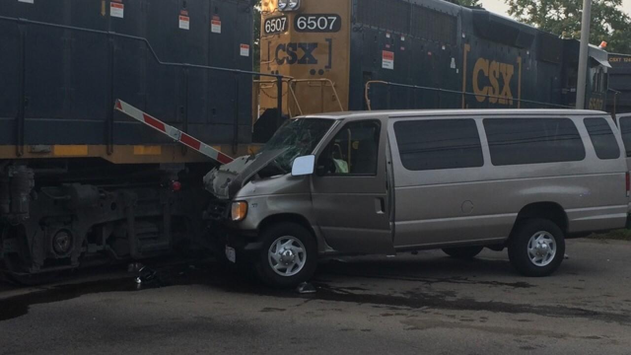 Church van driver sentenced in passenger's death