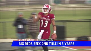 Muskegon seeks 2nd football state title in 3 years
