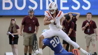 Middle Tennessee Virginia Tech Football