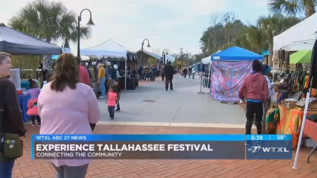 Local colleges come together to host The Experience Tallahassee Festival
