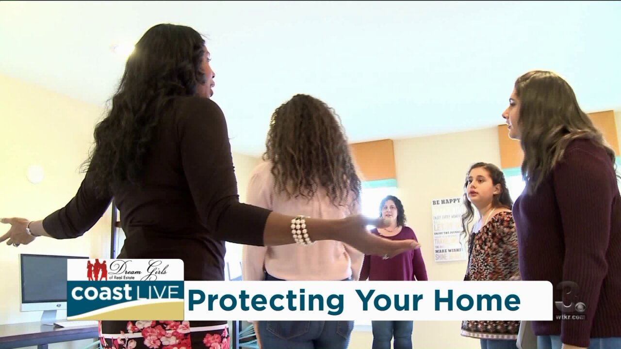 Protecting your house while you sell it on Coast Live