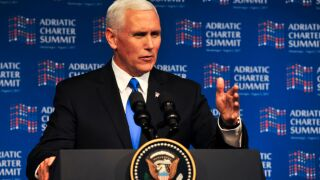 Vice President Pence takes tax plan to Michiganworkers