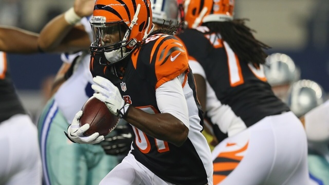Bengals 2-3 after 28-14 loss to Cowboys