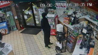 Chesterfield gas station robbery suspect