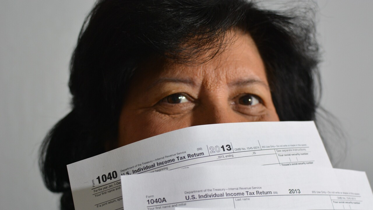 IRS - Flood victims may be able to file taxes later