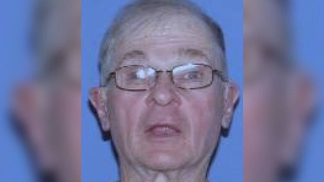 Endangered Missing Adult Alert for Richard Weiss canceled