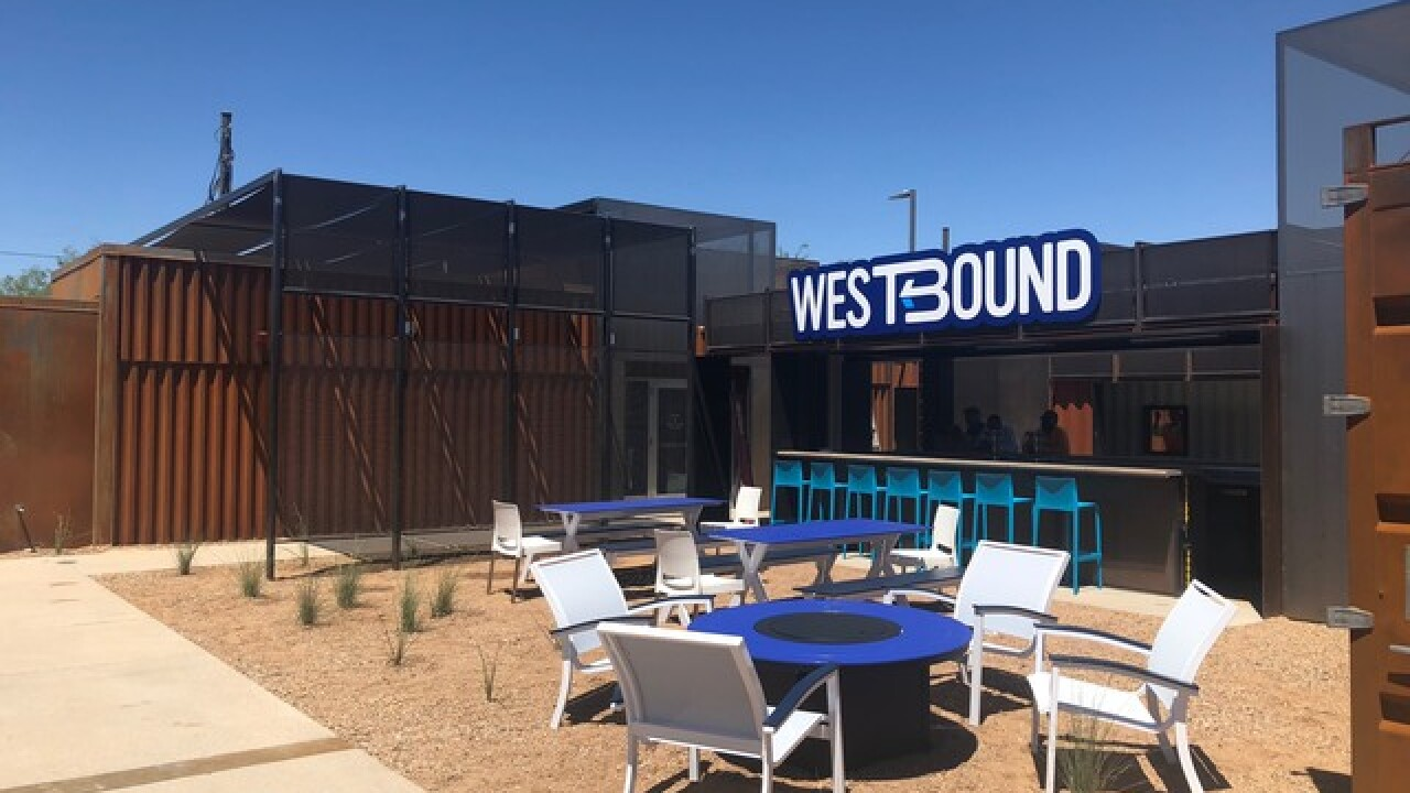 New local businesses in shipping containers open