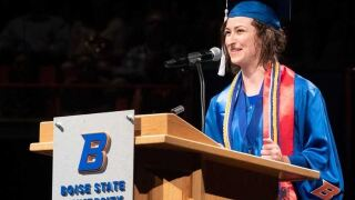 Boise State grad named a Rhodes Scholar