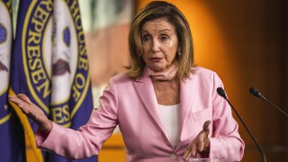 Video shows Pelosi inside salon closed by coronavirus restrictions