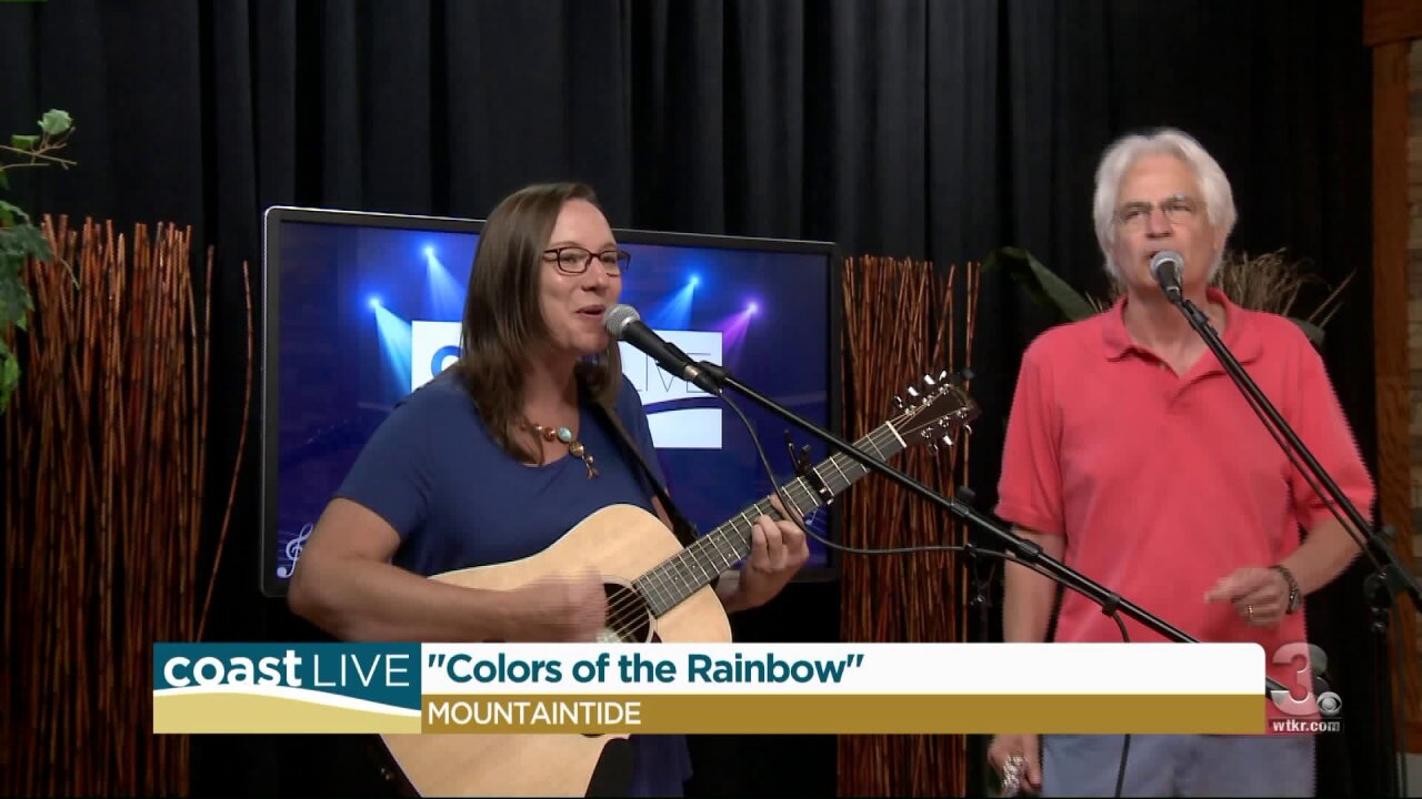 The Sweet Sounds of Mountaintide on Coast Live
