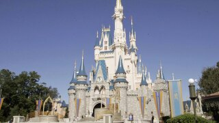 Woman banned from Disney World after cigarette fracas