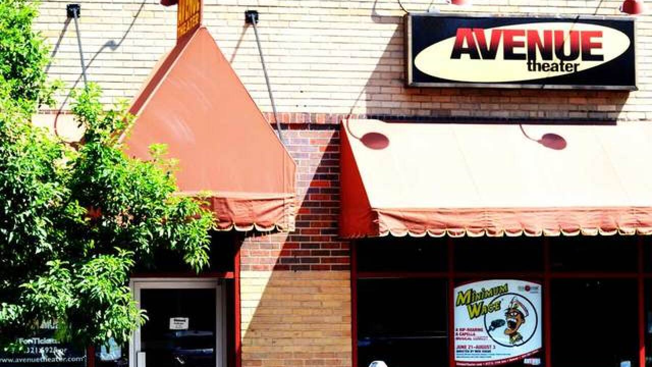 Avenue Theater offers half-price special for ComedySportz