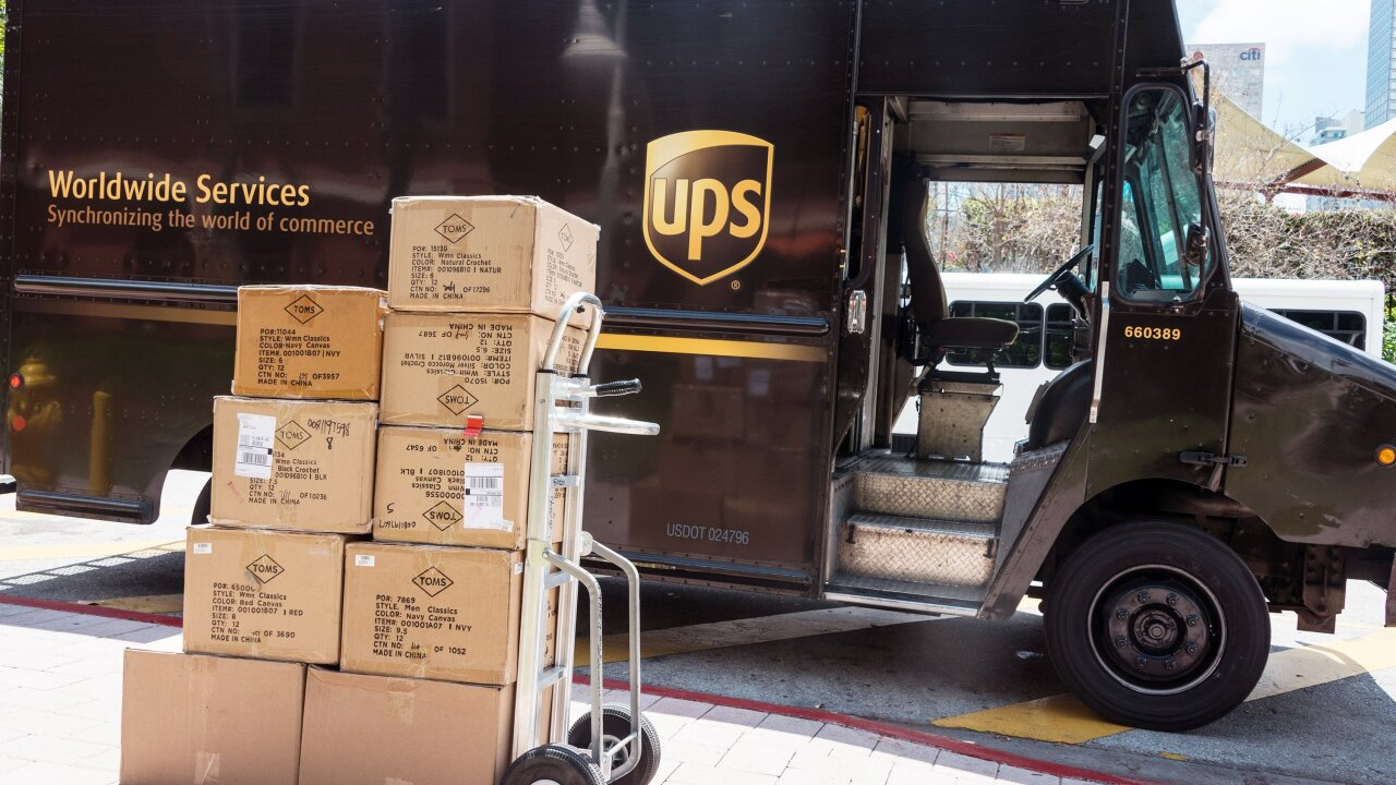 Four UPS employees arrested in drug smuggling bust