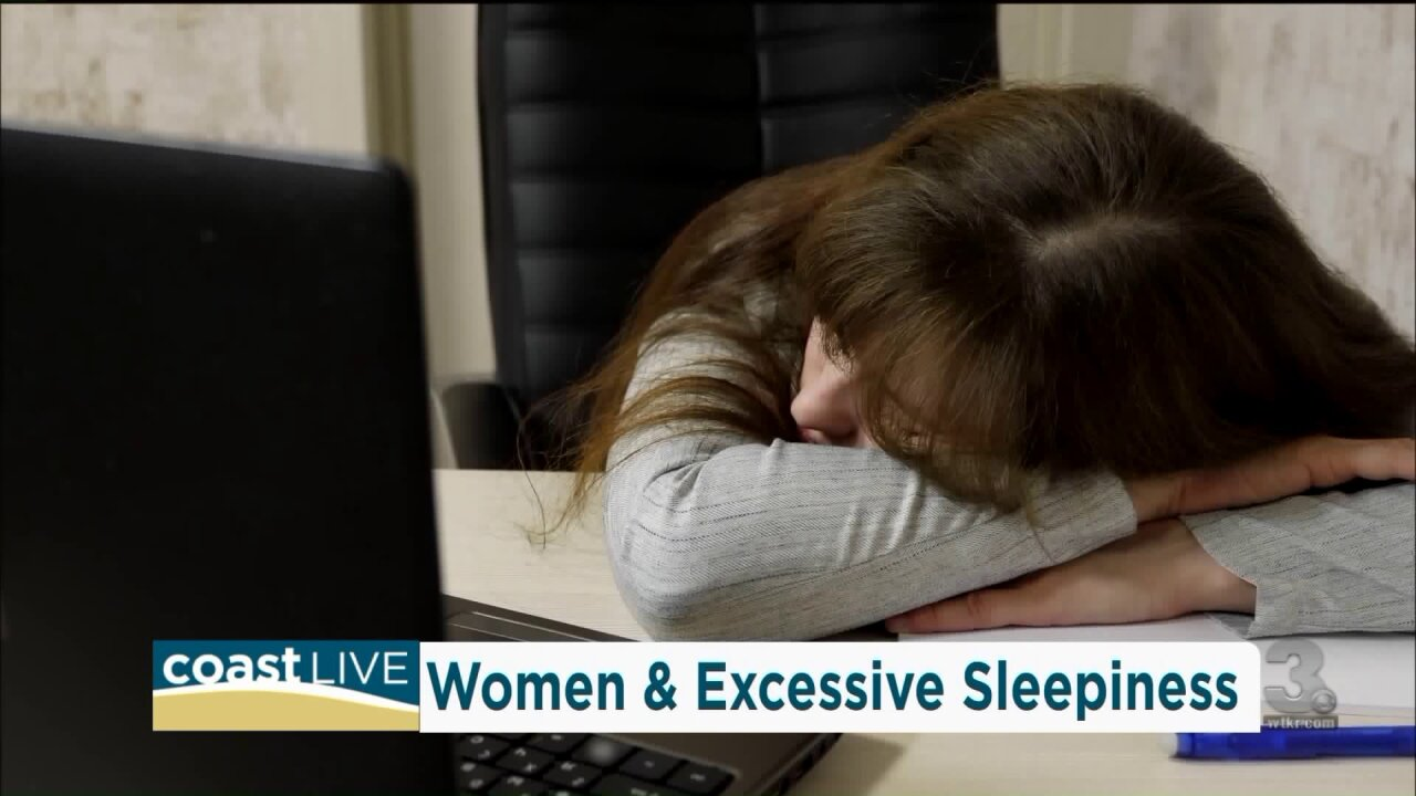 Why women are experiencing daytime sleepiness on CoastLive