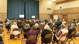 Burnt Fork Estates First Hearing