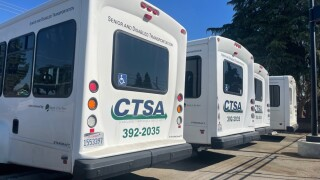 Consolidated Transportation Services Agency (CTSA), Bakersfield