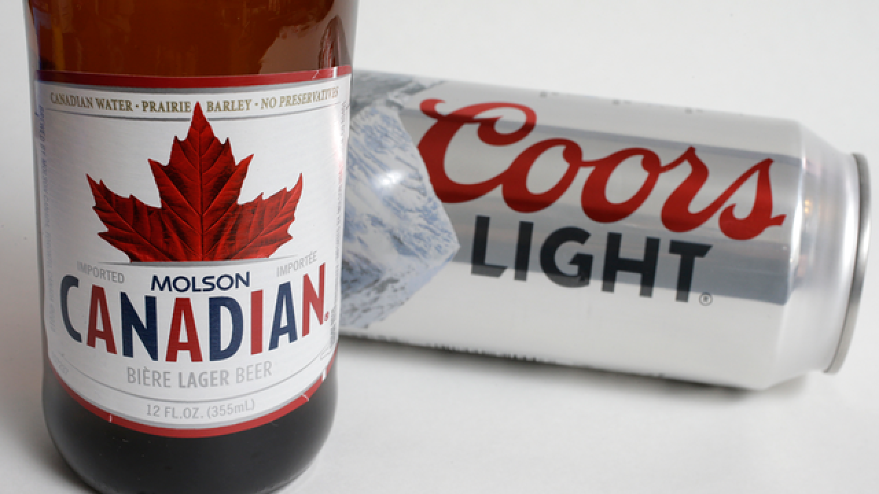Molson Coors wants to sell pot-infused drinks in Canada