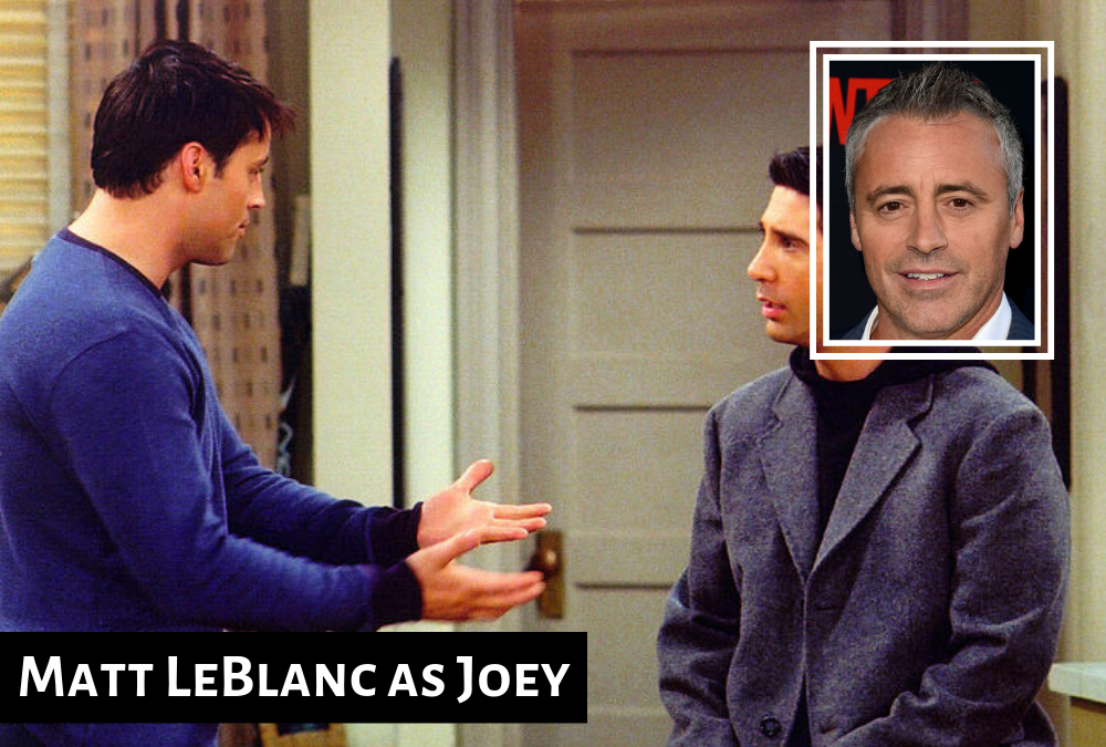Photos: Friends debuted 25 years ago. See the actors now