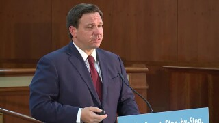 Gov. Ron DeSantis to hold news conference at Loggerhead Marinelife Center in Juno Beach