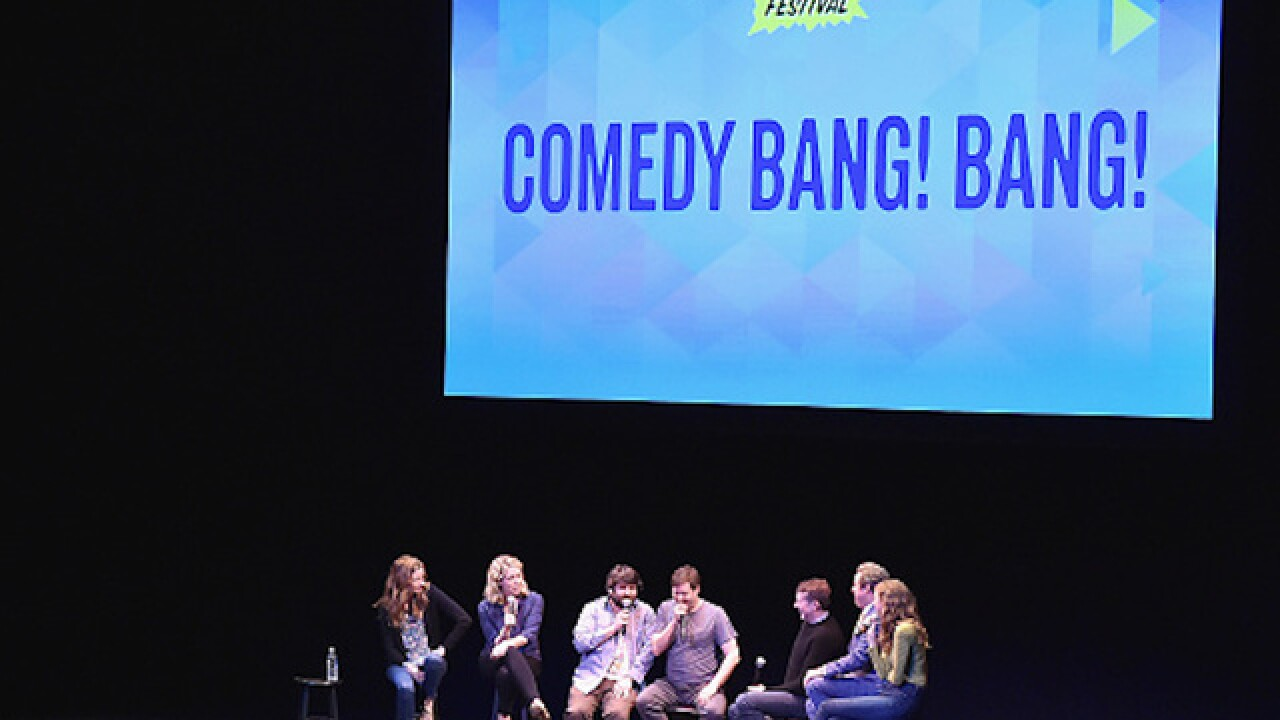 Earwolf announces release of 7 new podcasts as 'Comedy Bang! Bang!' celebrates 500 episodes