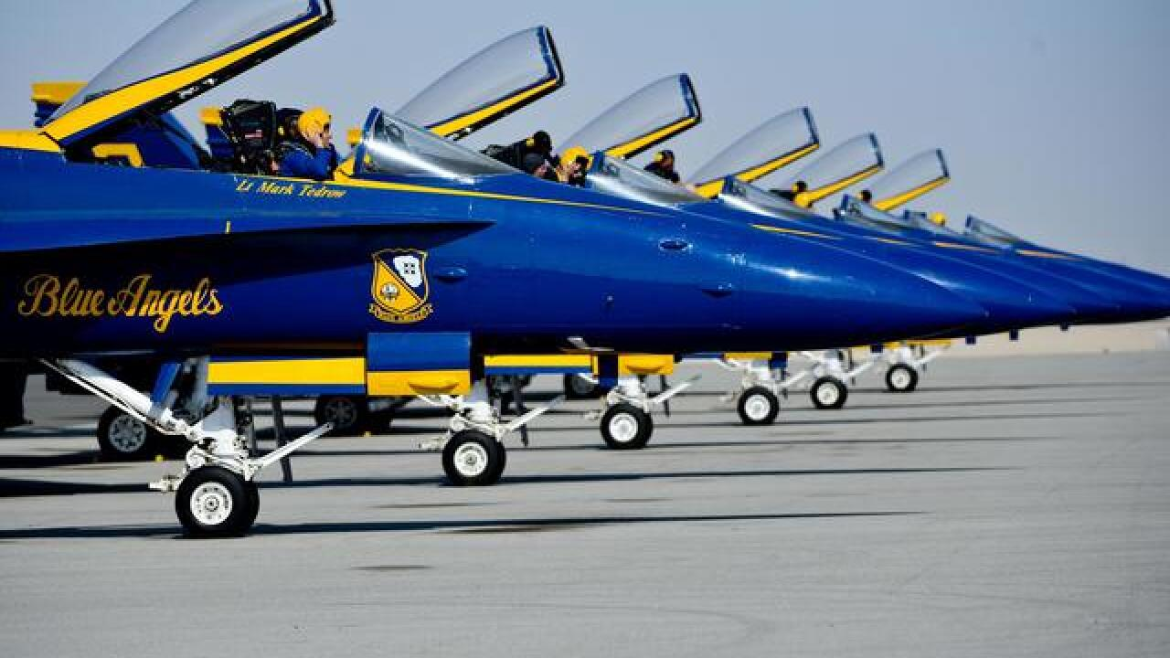 Milwaukee Air Show 2020.U S Navy Blue Angels Coming Back For 2020 Milwaukee Air