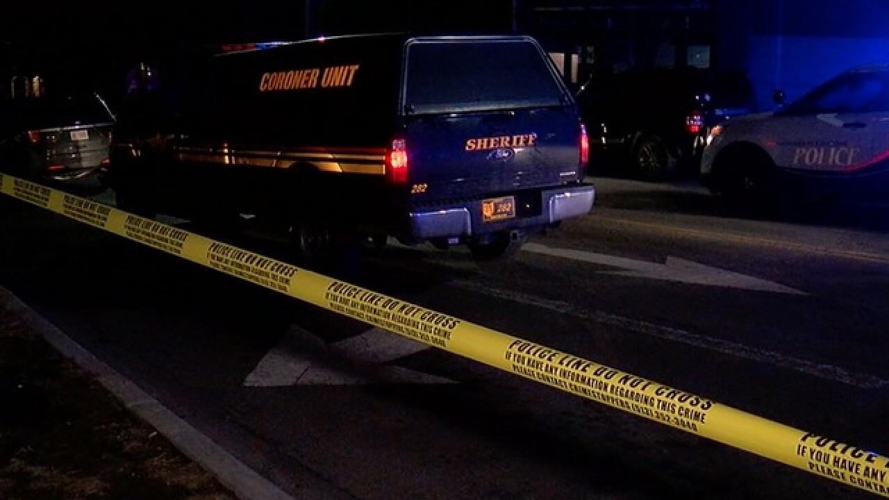 Man found shot dead in Uptown parking lot