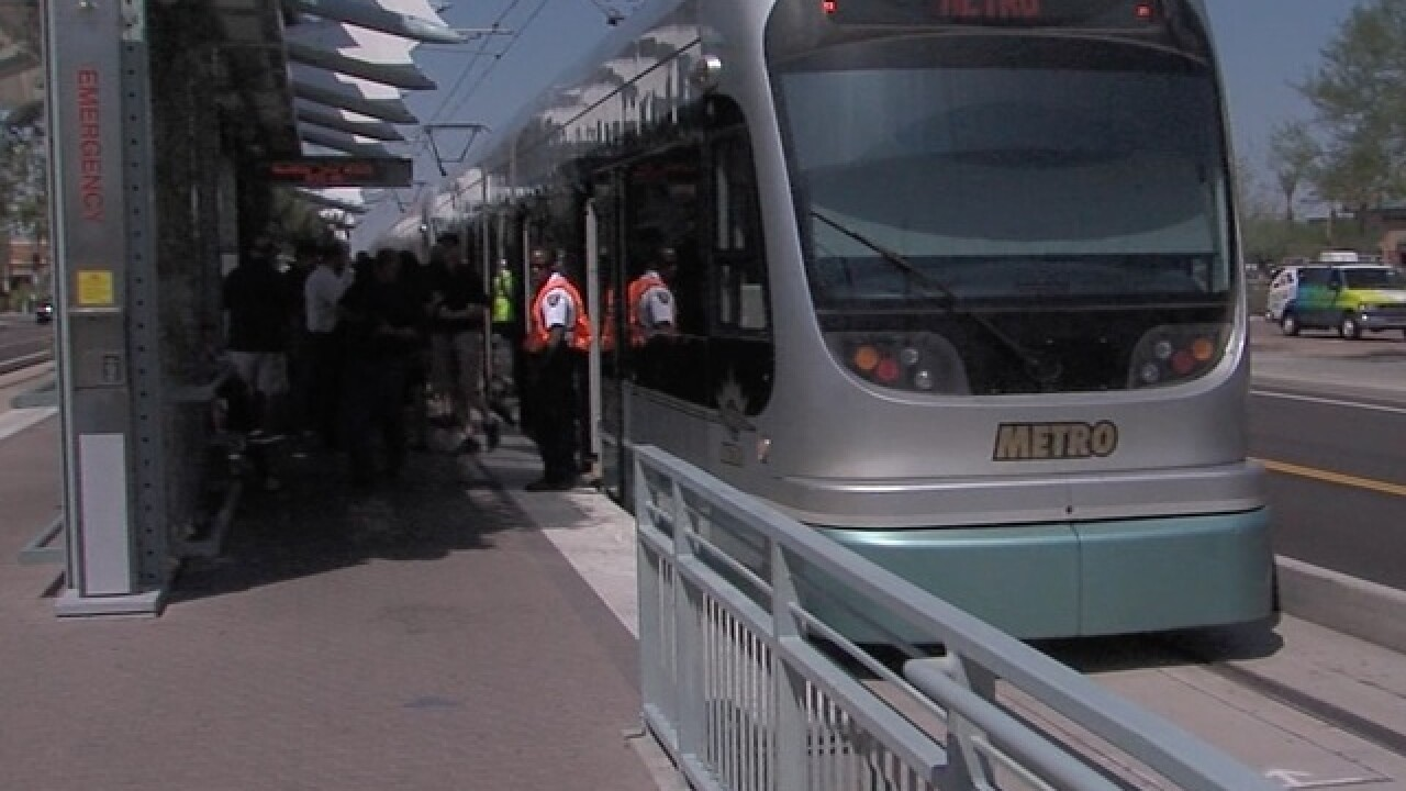 PHX will vote on pause to light rail extension