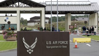 US Air Force investigating death of 2 airmen at Germany base