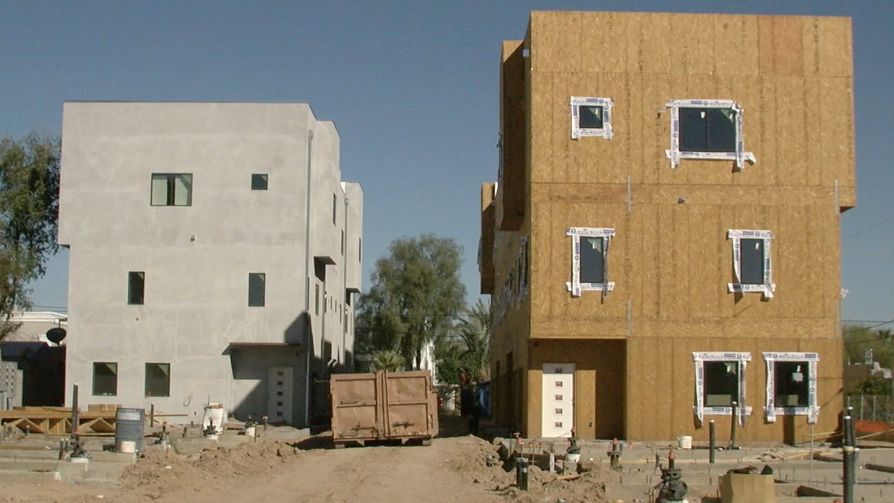 Affordable housing in Arizona