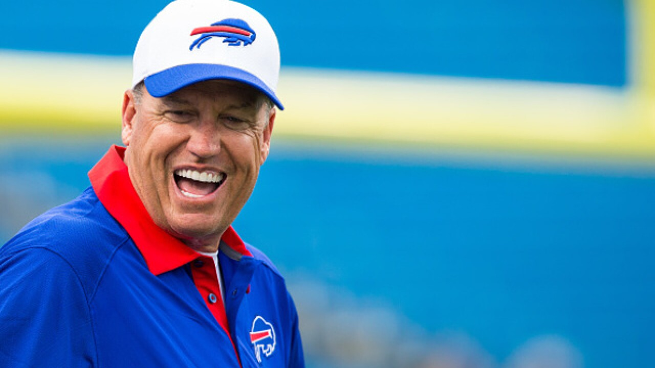 Joe B: 5 takeaways from Bills HC Rex Ryan (9/14)