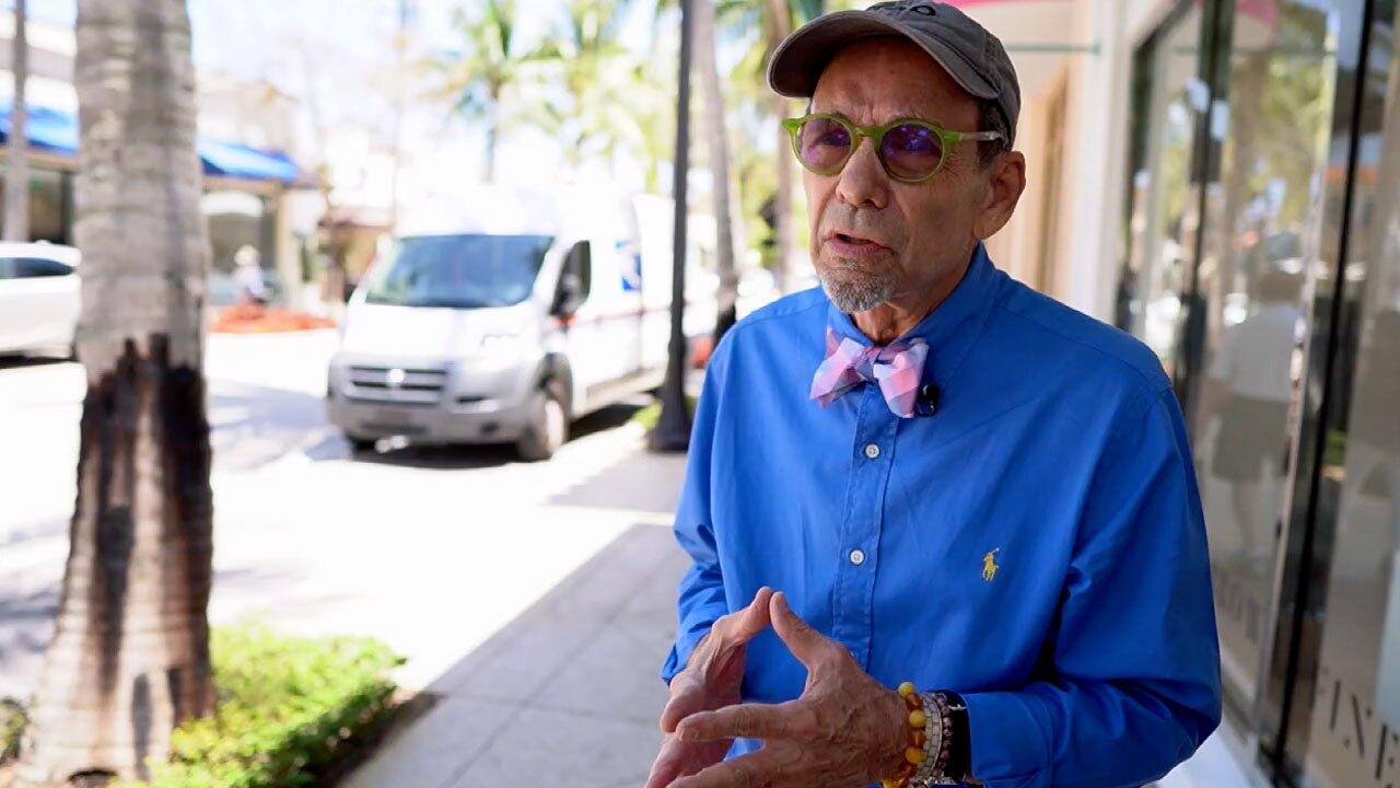 Bruce Helander, Palm Beach artist and gallery director