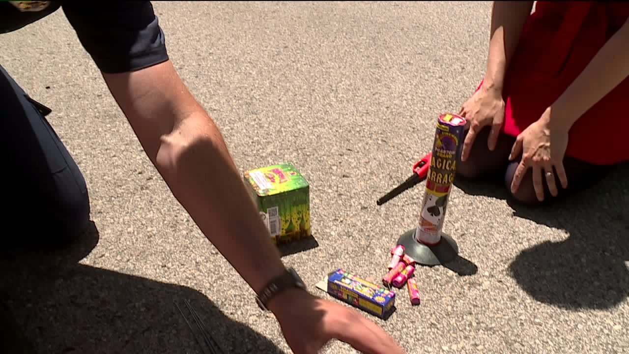 Pioneer Day safety: You'll never guess the most dangerous firework!