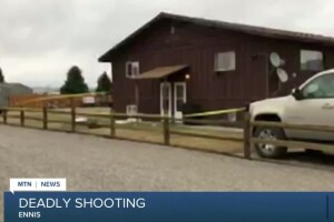 Woman dies after Ennis shooting incident, suspect in custody