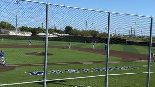 ingleside baseball turf field