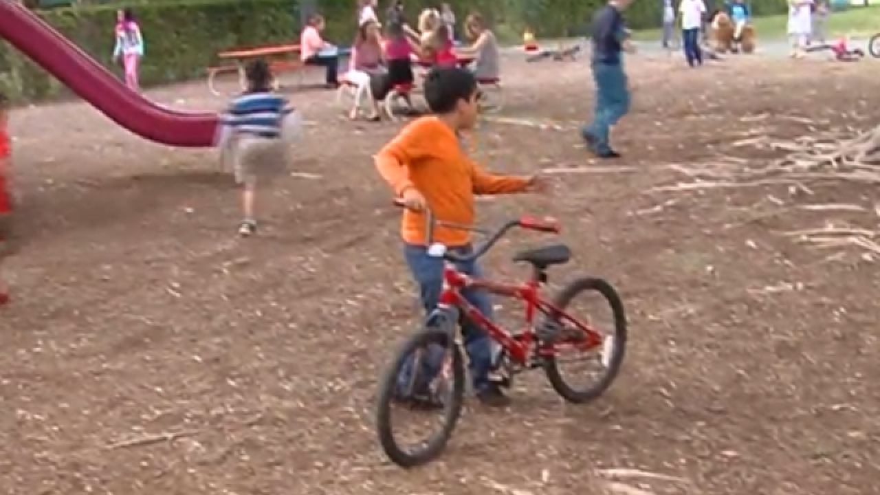 Charity donates bikes to local autism school